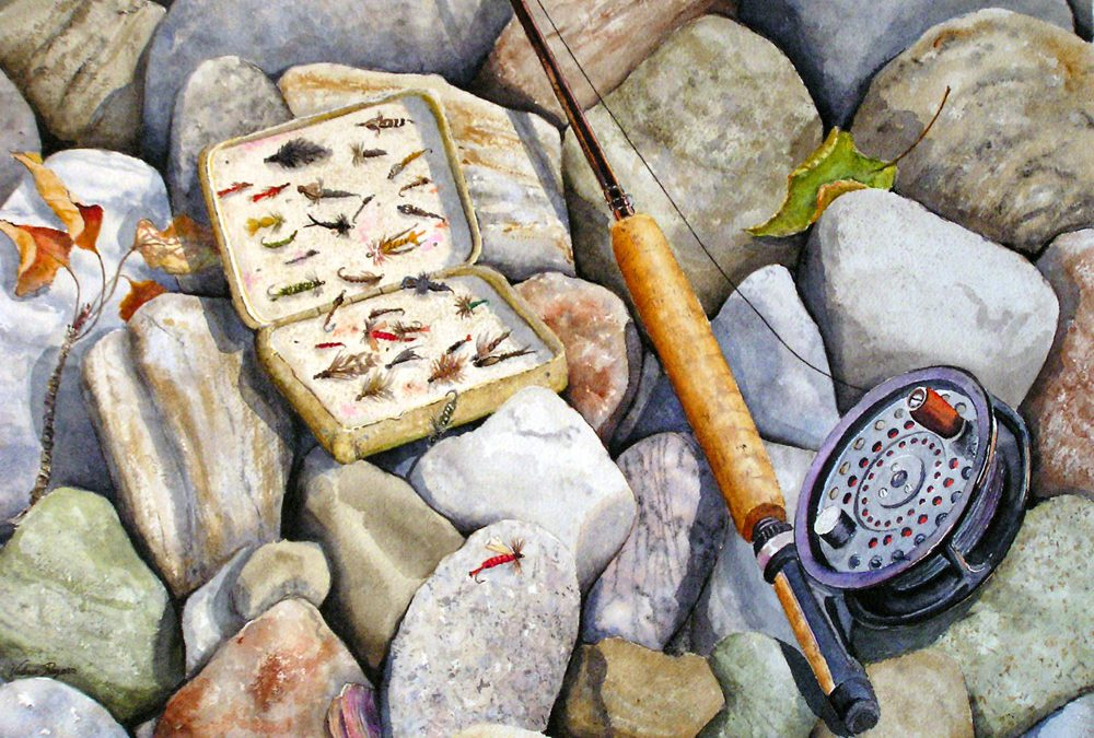 Gone Fishing #1