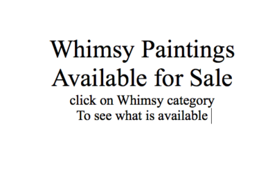 Whimsy Paintings