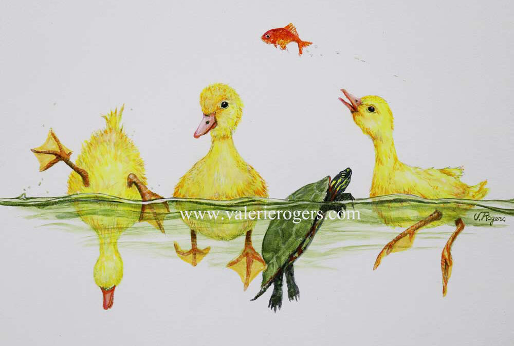 My Ducks in a Row $350 CAD